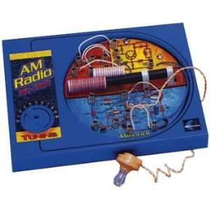 Elenco   Electronic Shortwave Radio Kit (Science): Toys & Games