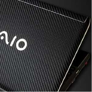 SGP Laptop Cover Skin for Sony Vaio Y [Carbon]