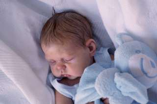 NOD Reborn Boy doll KIT by Donna Rupert full body