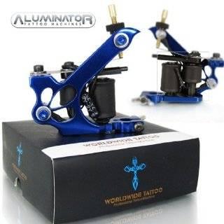 Aluminator Tattoo Machine POISON IVY Liner or Shader