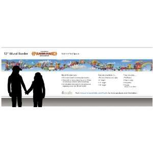KIDS & TEENS MURAL BORDERS Wallpaper  CB3050B Wallpaper: Baby